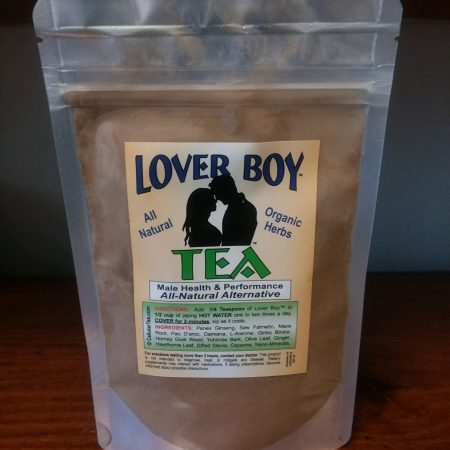 Lover Boy Tea