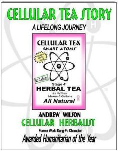 Cellular Tea Story - Book Cover